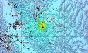 Magnitude 6 earthquake near California ...