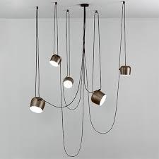 led suspension lamp aim small fix flos