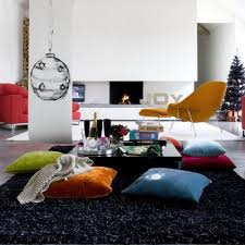 57 Cool Ideas To Decorate Your Place With Floor Pillows Shelterness