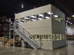 Warehouse Office Space Design Warehouse Design Modular Offices Ak Material Handling