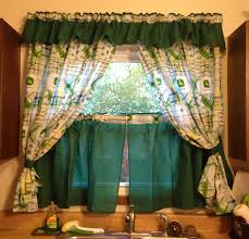 John Deere Kitchen Curtains My New John Deere Kitchen Curtains Love Them D Home Ideas