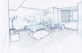 Bedroom drawing photos and video WylielauderHousecom