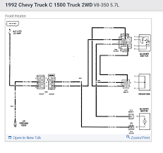 1992 chevy heater diagram wiring diagram rows heater wiring does anyone have the wiring diagram for the ac 1992 chevy heater wiring diagram 1992 chevy heater diagram