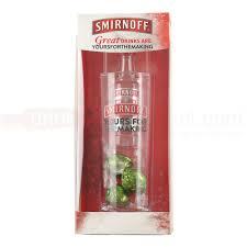 smirnoff red label vodka 5cl miniature gl truffles gift pack drinksupermarket