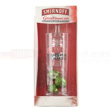 smirnoff red label vodka 5cl miniature gl truffles gift pack drinksupermarket
