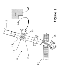 mechanical electrical large size component quarter bridge strain gauge patent us8020661 steering system with integrated