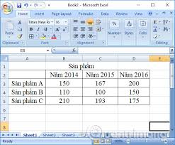 How To Draw Charts In Excel