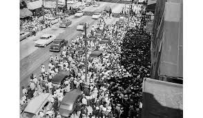 emmett till s open casket funeral reignited the civil rights  about 50 000 people viewed emmett till s body at roberts temple church of
