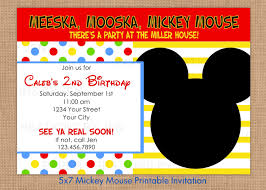 mickey mouse invitations templates info blog page 38 of 46 mickey mouse invitations templates