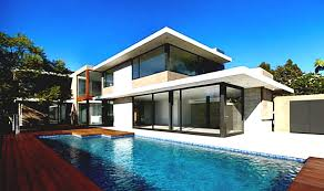 pool house plans ideas. Shaped Cool House Plans Pool Middle Home Interior - Building . Ideas