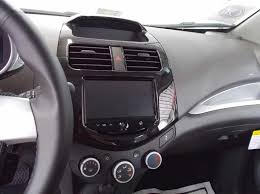 2013 up chevrolet spark car audio profile chevy spark radio