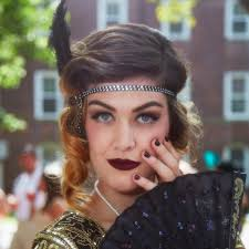 jazz age lawn party 2017 1920s hair and makeup ideas jazz age lawn party 2017 popsugar beauty photo 18