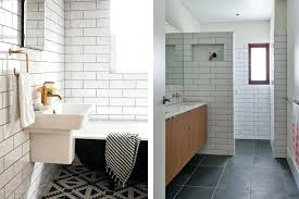 bathroom gray subway tile. Trowel Size For Wall Tile A Guide To Selecting The Right Subway Tiles Your Bathroom Gray