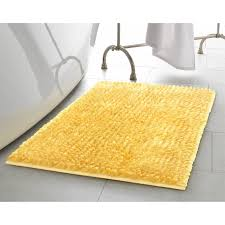 image of round bath rugs color