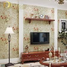Purple Flower Wallpaper For Bedroom Online Get Cheap Purple Bedroom Wallpaper Aliexpresscom