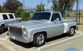 1976 Chevrolet Step Side Short Bed Pick Up