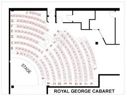 Royal George Seating Chart Royal George Theatre Chicago Il Tickets Schedule