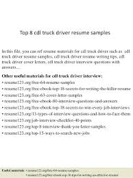 Objective For Truck Driver Resume Tow Truck Driver Resume Objective Truck Driver Resume Fast Follow 99