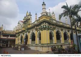 Masjid Abdul Gafoor Stock Photo 39140242 - Megapixl