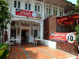 Light Street Cafe Penang Penang Food For Thought Little Street