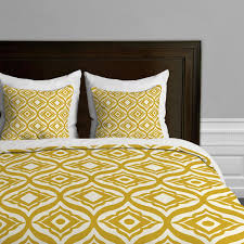 mustard yellow bedding comforter sets