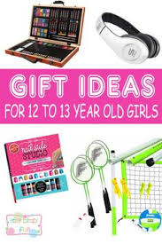 Best Gifts For 12 Year Old Girls. Lots of Ideas for 12th Birthday, Christmas