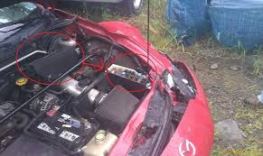 salvageable rx8 rx8club com 2004 rx8 power steering fuse at 2005 Mazda Rx8 Fuse Box