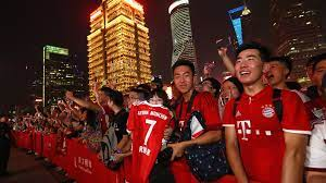 But european football's governing body declined the request, offering instead. Fc Bayern In 2nd Place In China Fc Bayern Munich