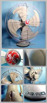 antique general electric fan vortalex cat f12v163 sold 7 8 09 get those paper weights out folks this ge vortalex oscillating fan features