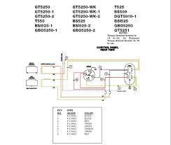 wiring diagram for model gt5250 1 devillbiss generator graphic