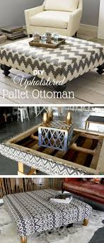 easy diy furniture projects. 25+ Best Ideas About Pallet Furniture On Pinterest | Palette 15 Easy DIY Ottoman You Can Actually Make Yourself Diy Projects