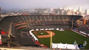 Aerial View Of At T Park Home Of The Mlb San Francisco Giants By Skyhiaerial Multicopter Alexmos