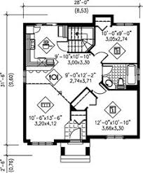 diagon alley, a small passive house by workshopl homes Parent Trap House Plansranch Home Plans L Shaped first floor plan of traditional house plan 49423