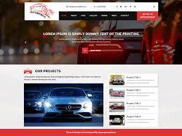 Automobile Car Dealer Wordpress Theme Wordpress Org