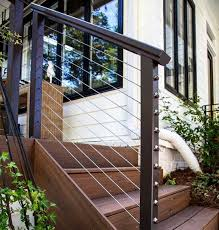 Feeney Design Rail Great Little Stair Install From Berrydesignbuild