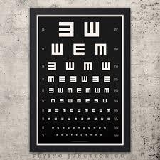 Cheap Eye Chart Print Find Eye Chart Print Deals On Line At
