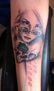 Tetování Blíženci Tetování Tattoo