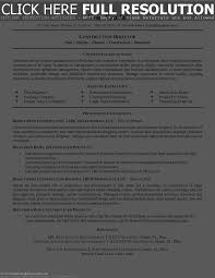 Construction Resume Sample Free Resume For Study