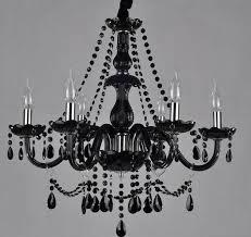 elegant modern chandelier black with wonderful black modern chandeliers for living room to design ideas