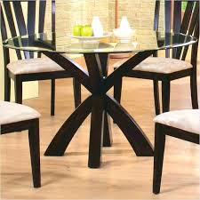 round glass and wood dining table round dining table metal base glass top pedestal dining table