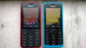 Nokia 208 vs 301 (Video) Comparison
