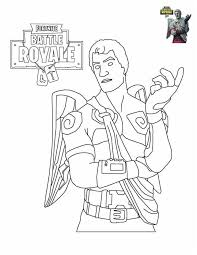 Fortnite Coloring Pages Print And Color Top Fortnite Drift