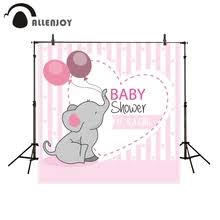 Buy <b>baby elephant shower backdrop</b> and get free shipping on ...