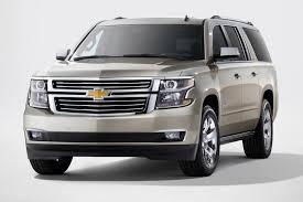 2015 Chevrolet Suburban officially revealed - horsepower specs ...