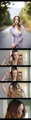 easy beachy waves tutorials for hair beachy curls hair tutorial diy and easy step