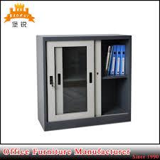 china sliding glass door office steel furniture metal filing cabinet china cabinet filing cabinet