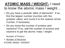 Atomic Structure Worksheet - ppt download