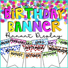 Birthday Chart Ideas Worksheets Teaching Resources Tpt