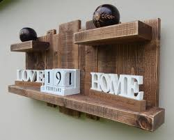 wood with metal wall art large rustic also idyllic