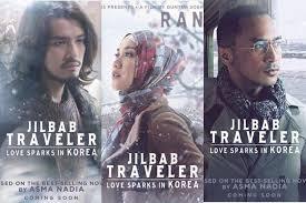 6 fakta film jilbab traveller dijamin